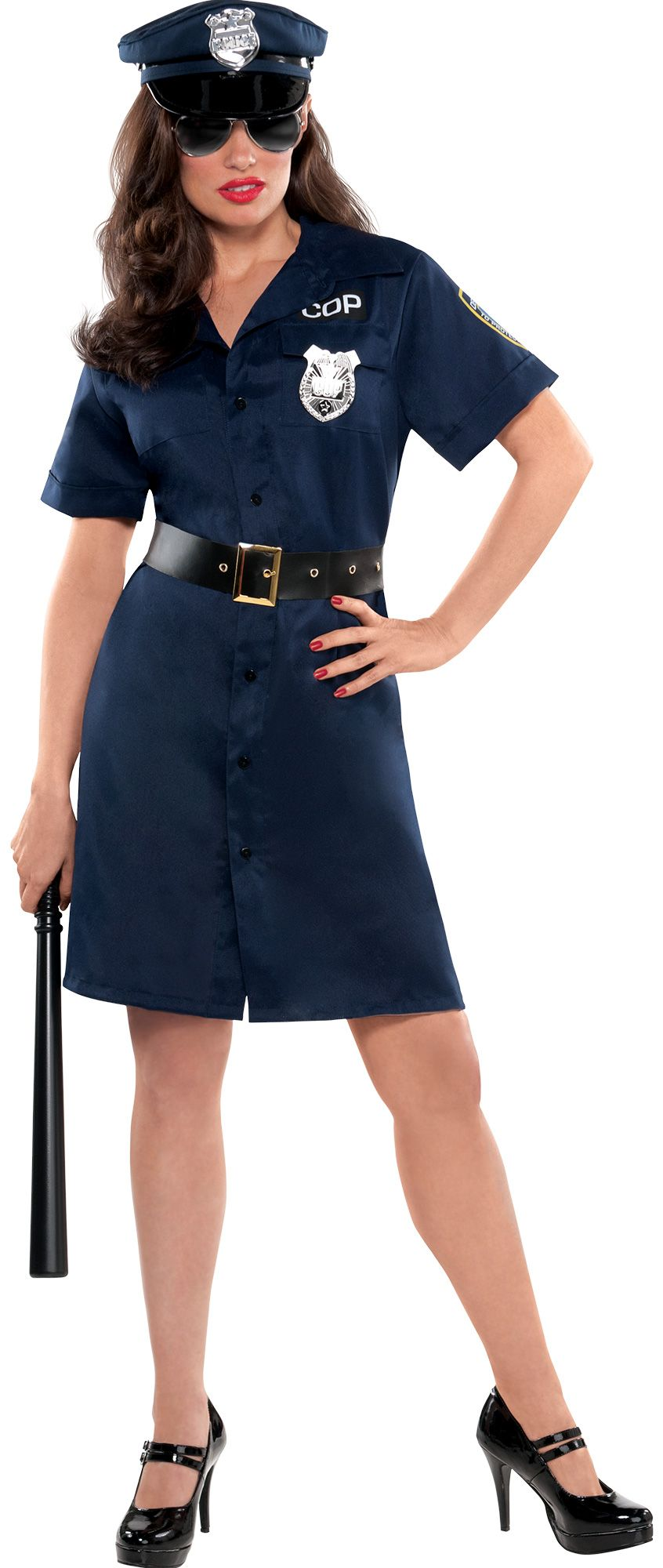 Create Your Look - Women's Police Officer