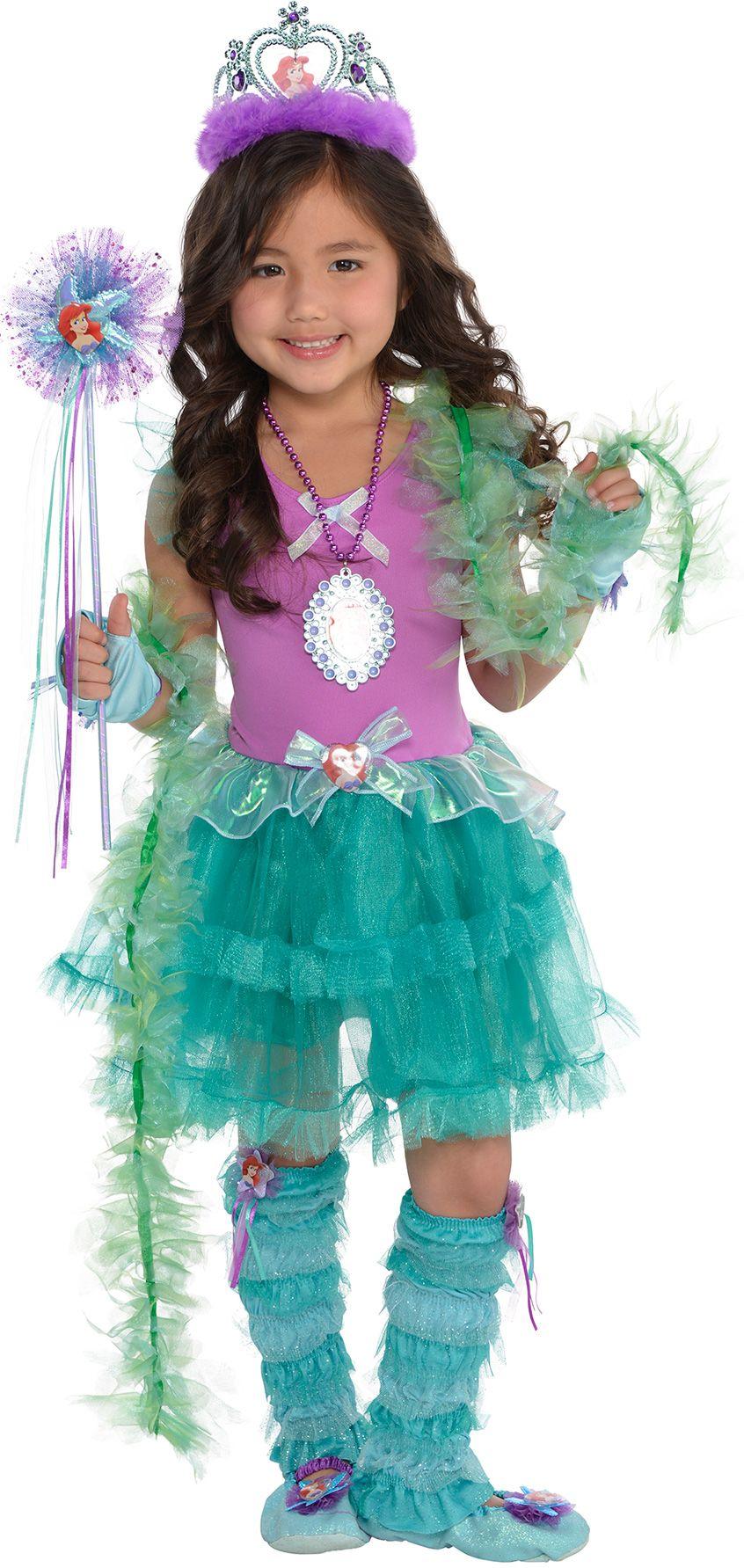 Girl Ariel Disney Princess Create Your Look