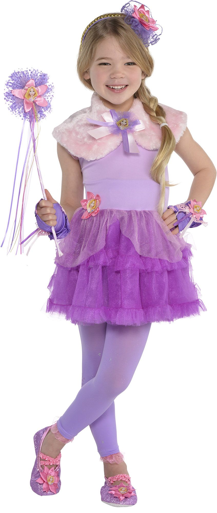 Girl Rapunzel Disney Princess Create Your Look