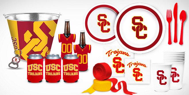 Usc Trojans Party Supplies Party City