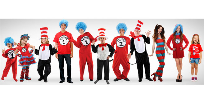 Dr. Seuss Party Supplies #2