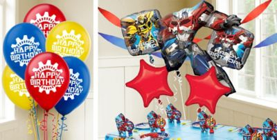 Transformers Balloons Party City