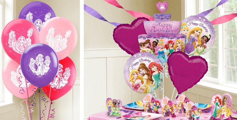 Disney Princess Balloons - Party City