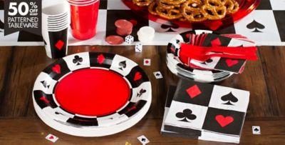 Casino theme favors casino rock island riverboat