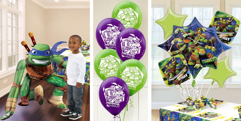 Teenage Mutant Ninja Turtles Balloons