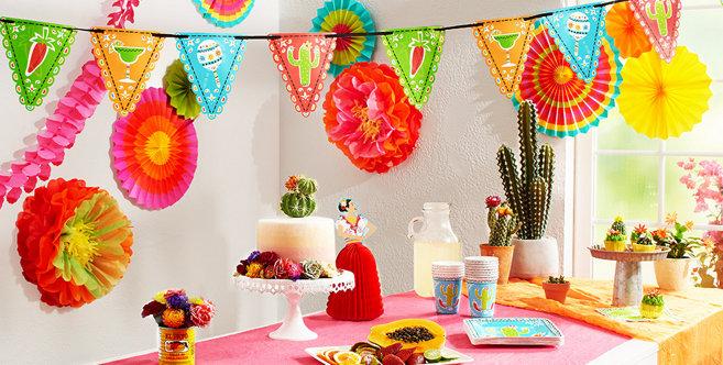 Cinco de Mayo Decorations - Cinco de Mayo Decorations