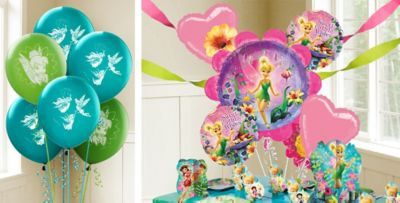 Tinker Bell Balloons Party City