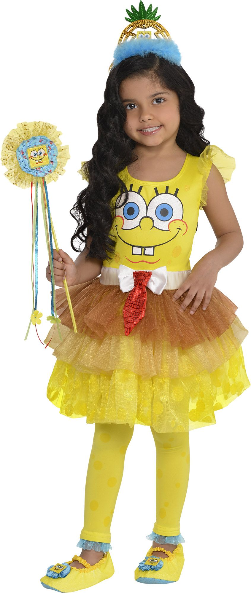 Spongebob girl costume