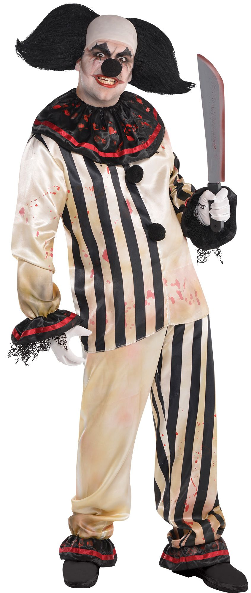 Create Your Own Look - Men's Freak Show Clown #2