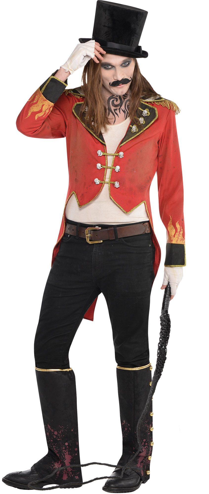 Create Your Look - Male Freak Show Ringmaster