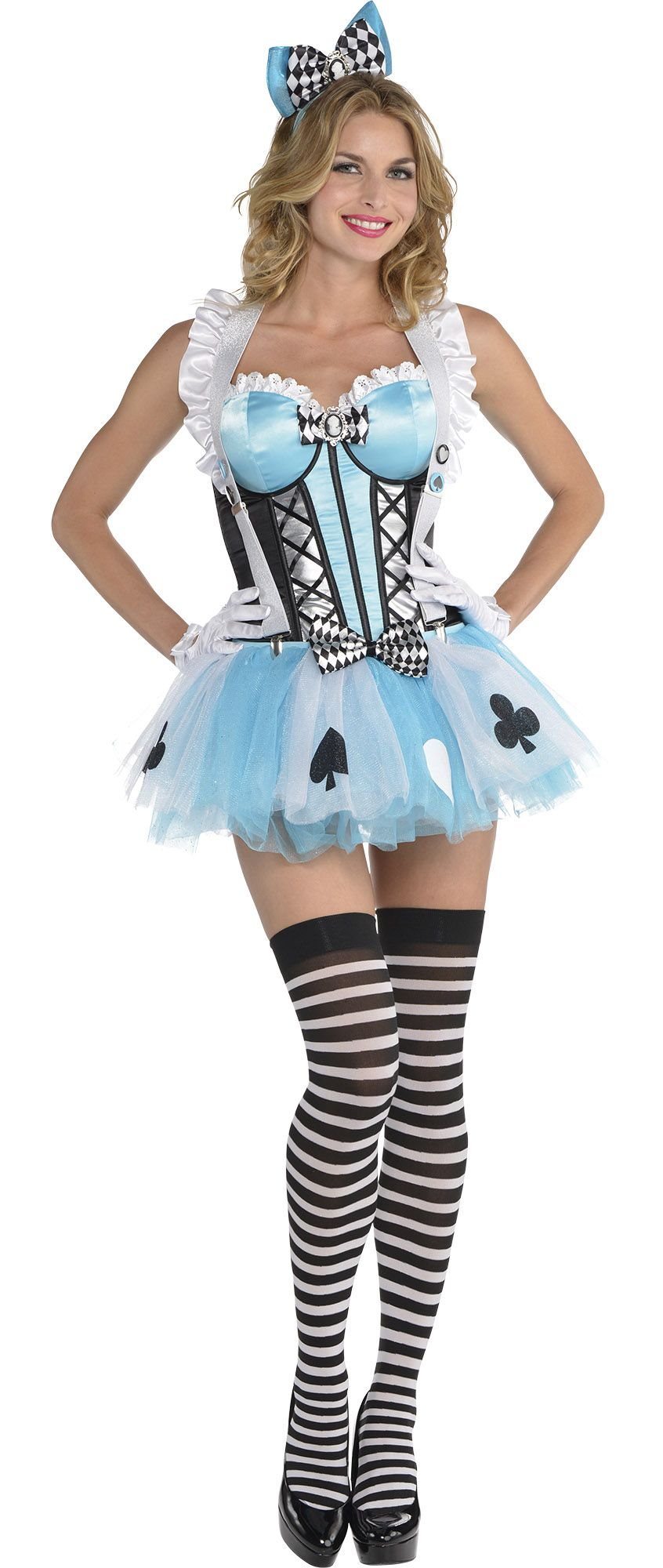 create your own womens alice in wonderland costume