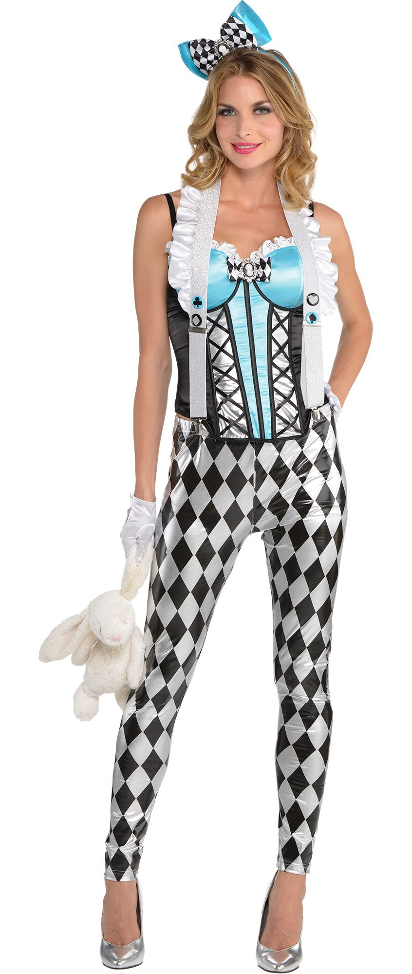 Create Your Own Look - Female Alice in Wonderland #3