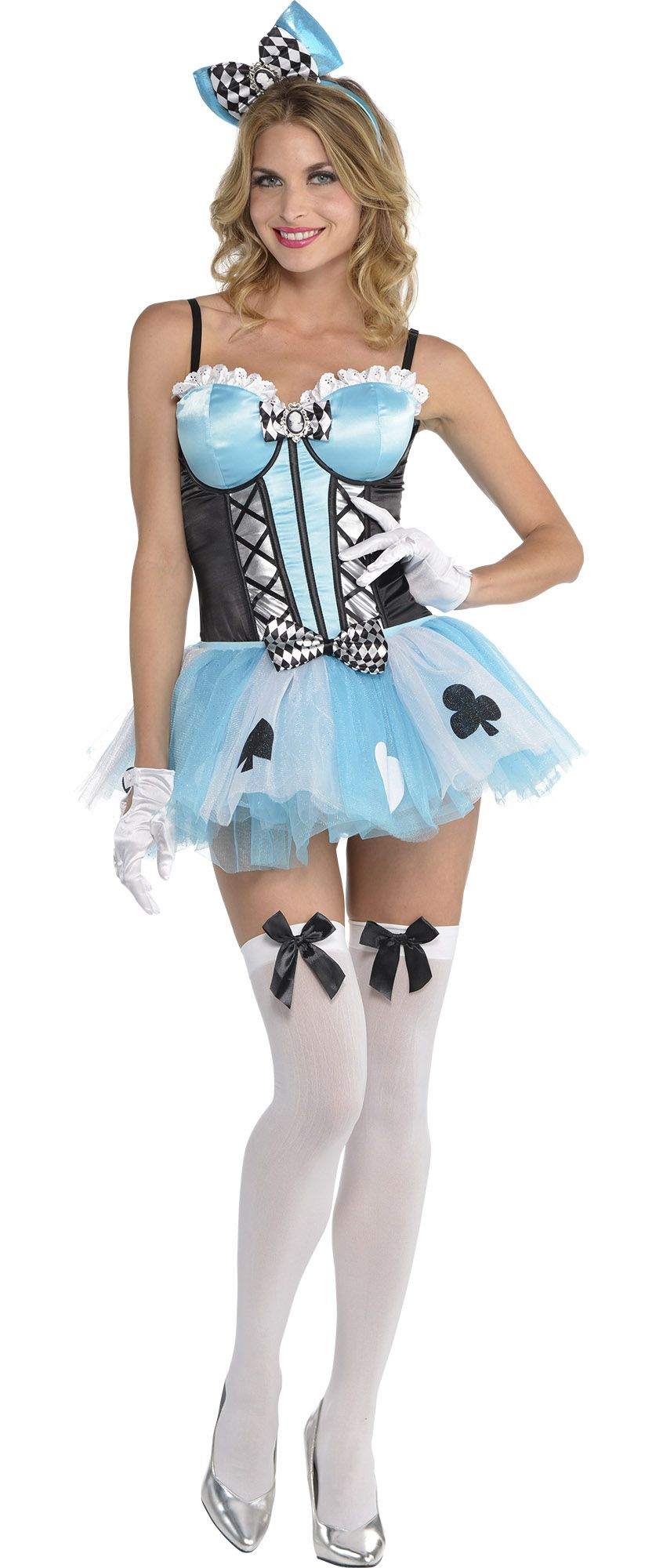 Create Your Own Look - Female Alice in Wonderland #1