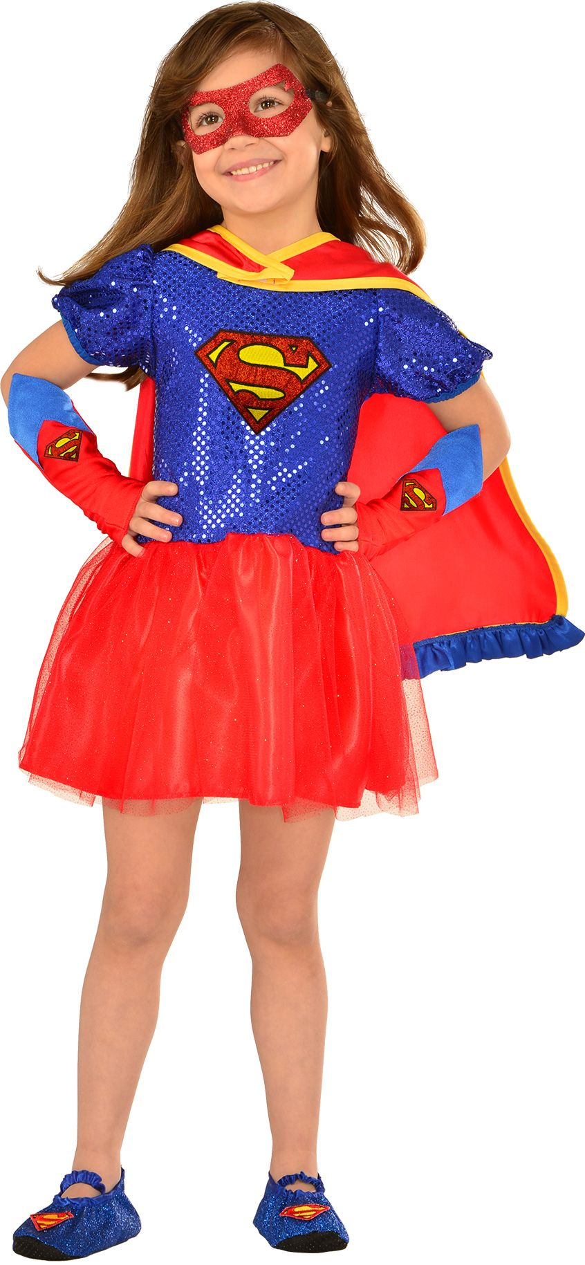 Super Girl Create Your Look