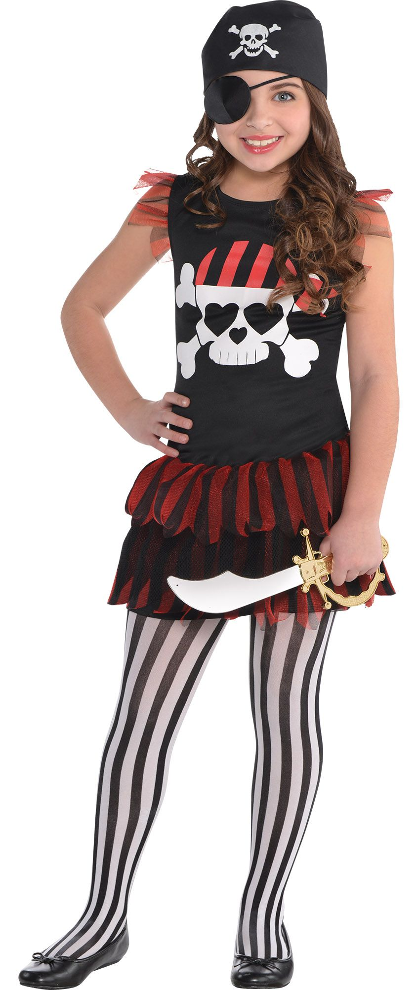 Girl Pirate Create Your Look