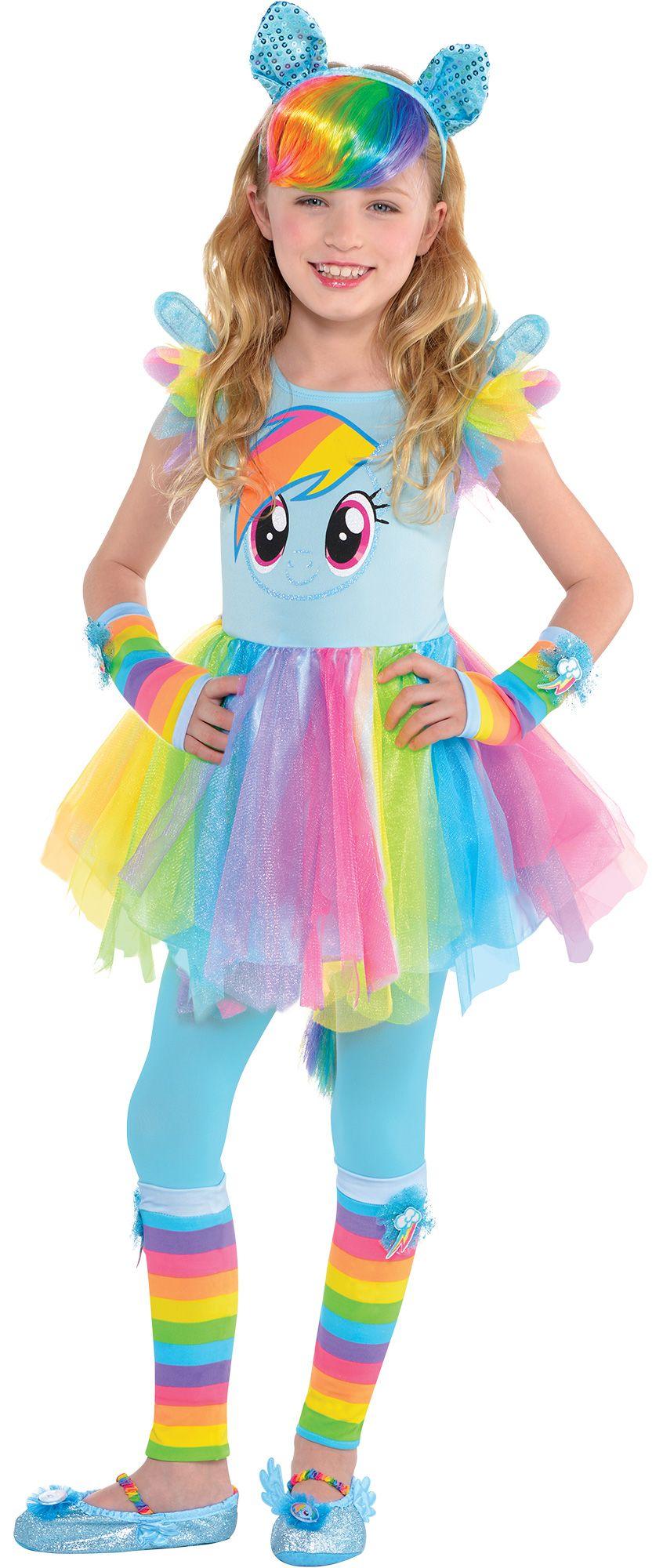 Girls' Rainbow Dash