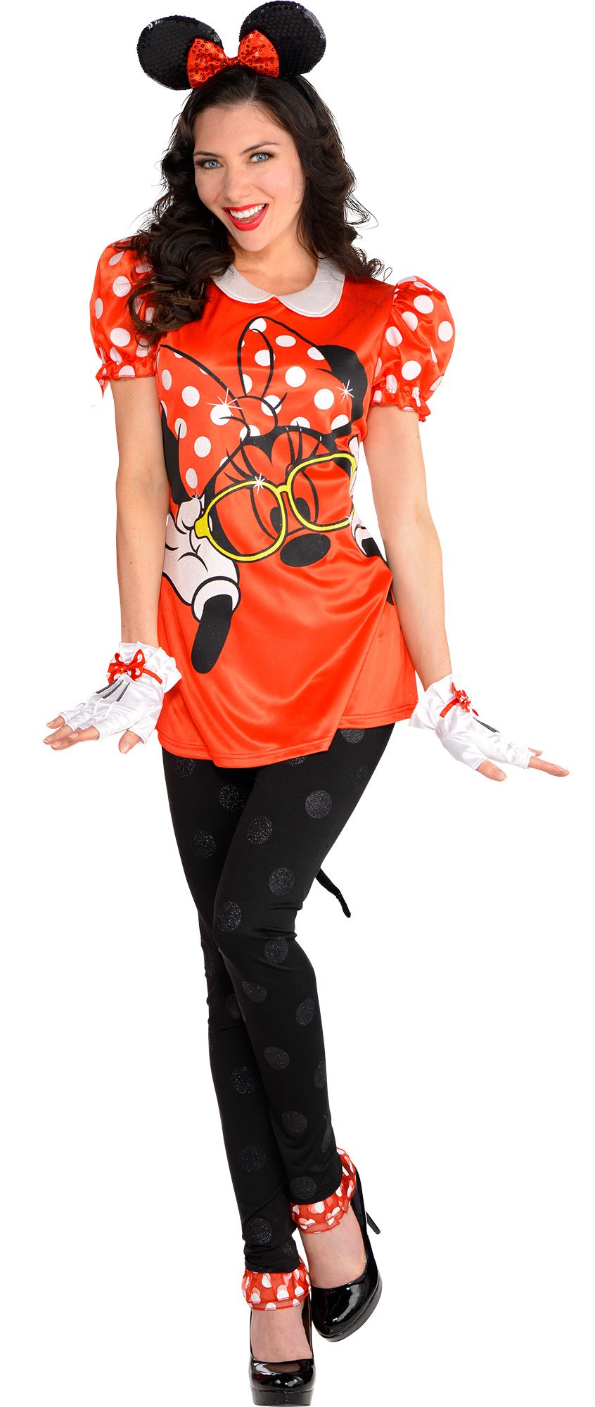 Make Your Costume - Womens Minnie Mouse #2