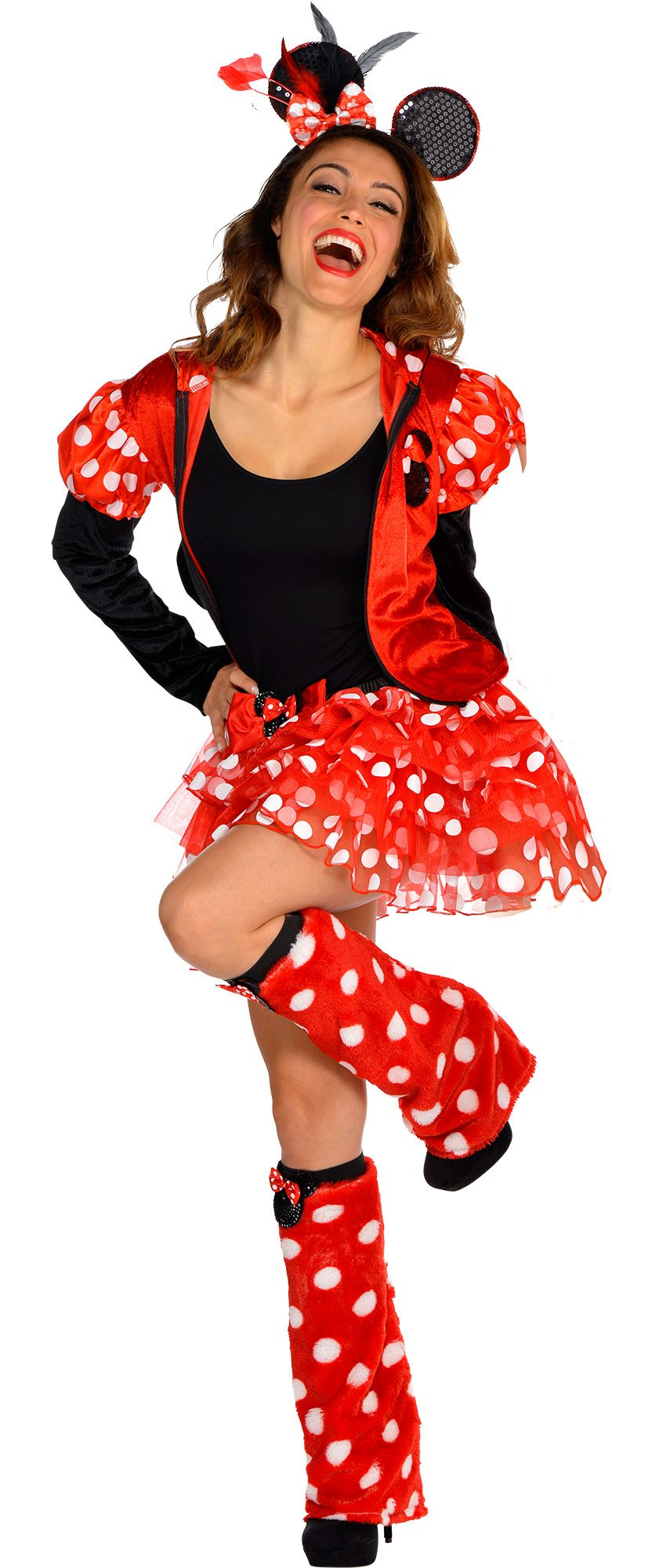 Make Your Costume - Womens Minnie Mouse #3