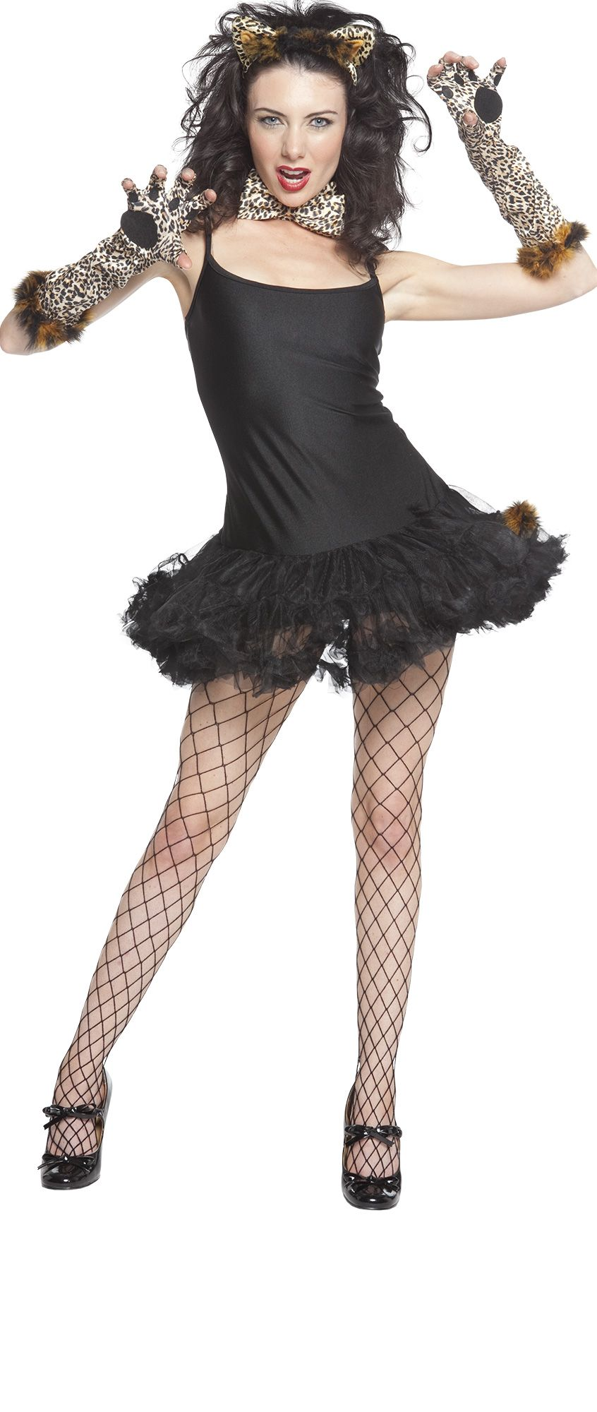 Make Your Costume - Womens Pretty Kitty Costume #1