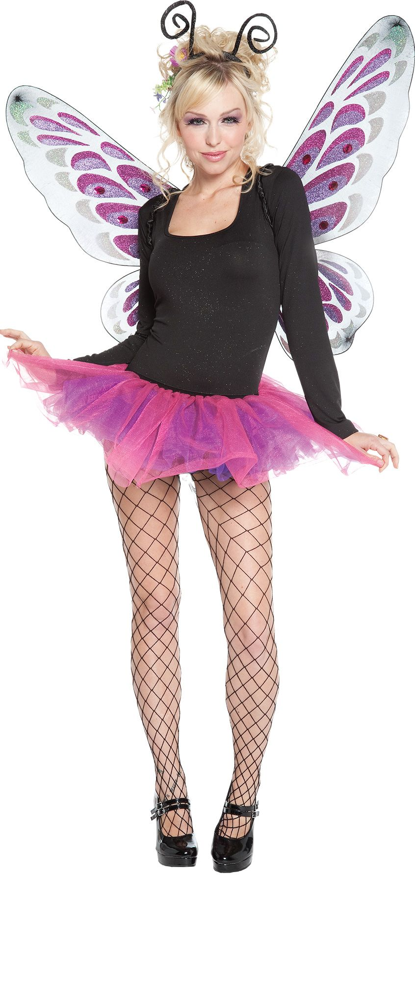 Make Your Costume - Womens Butterfly Beauty Costume