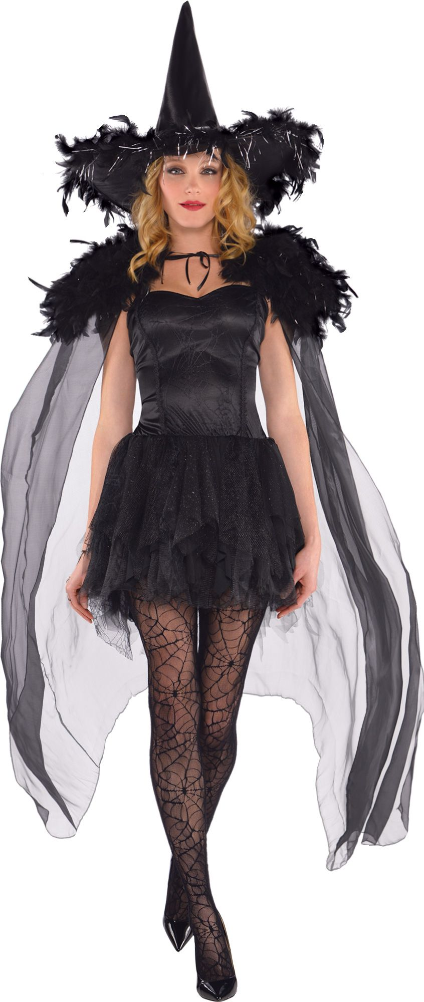 Make Your Costume - Womens Witch