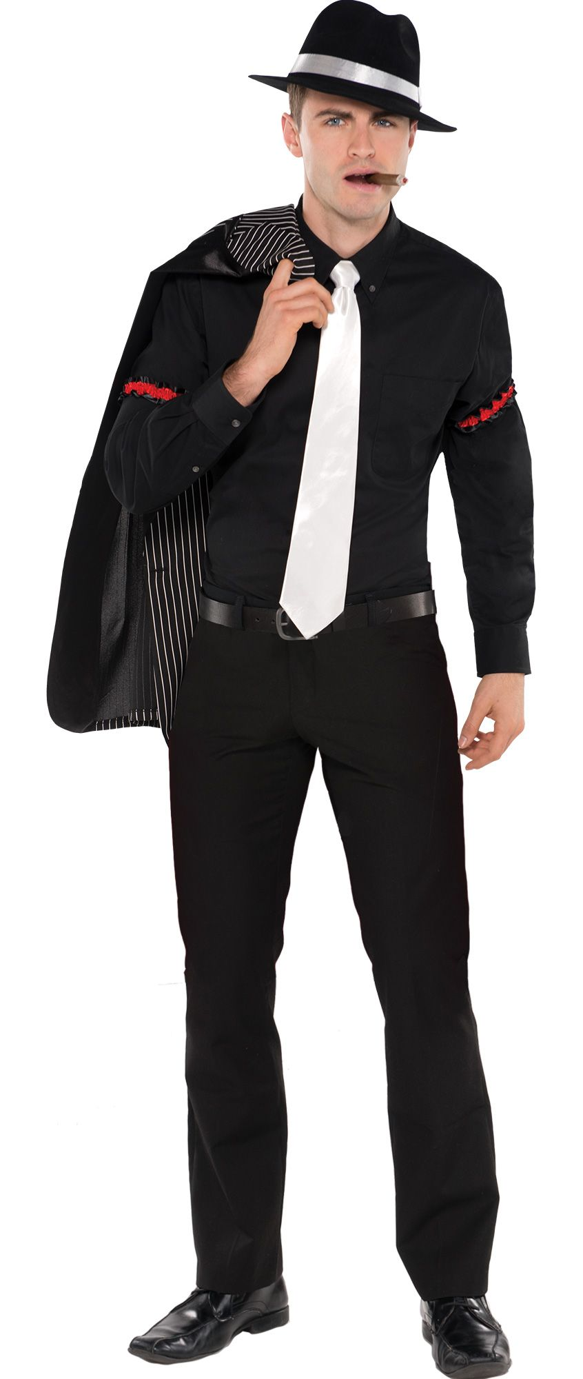 Make Your Costume - Mens Zoot Suit #2