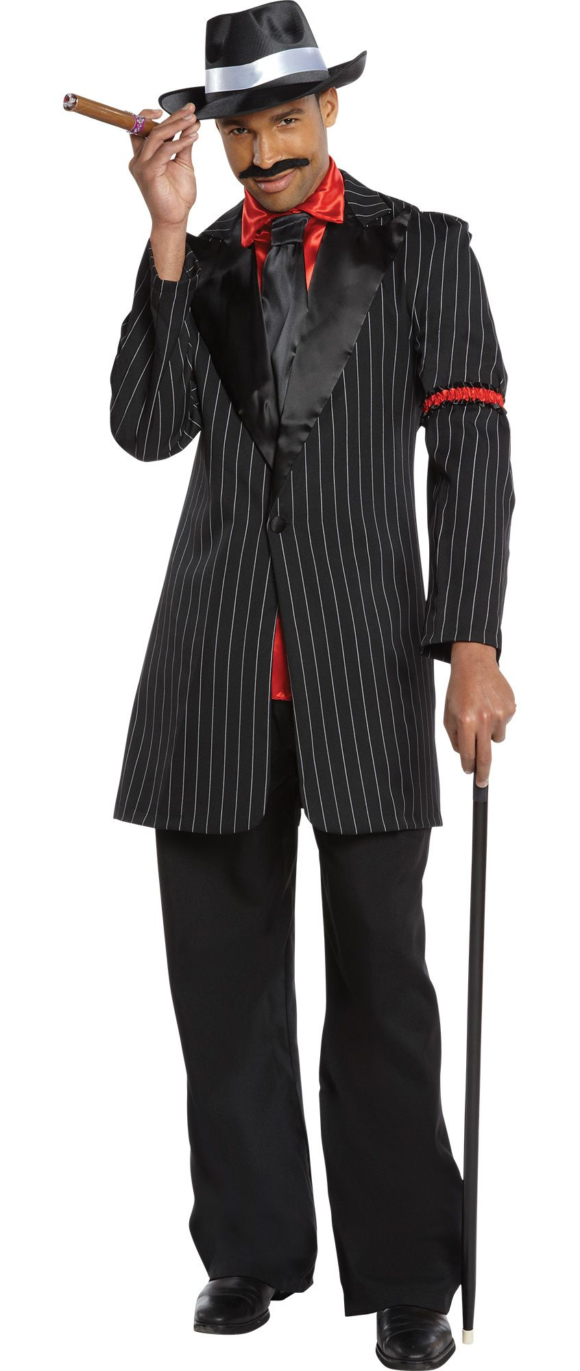 Make Your Costume - Mens Zoot Suit #1