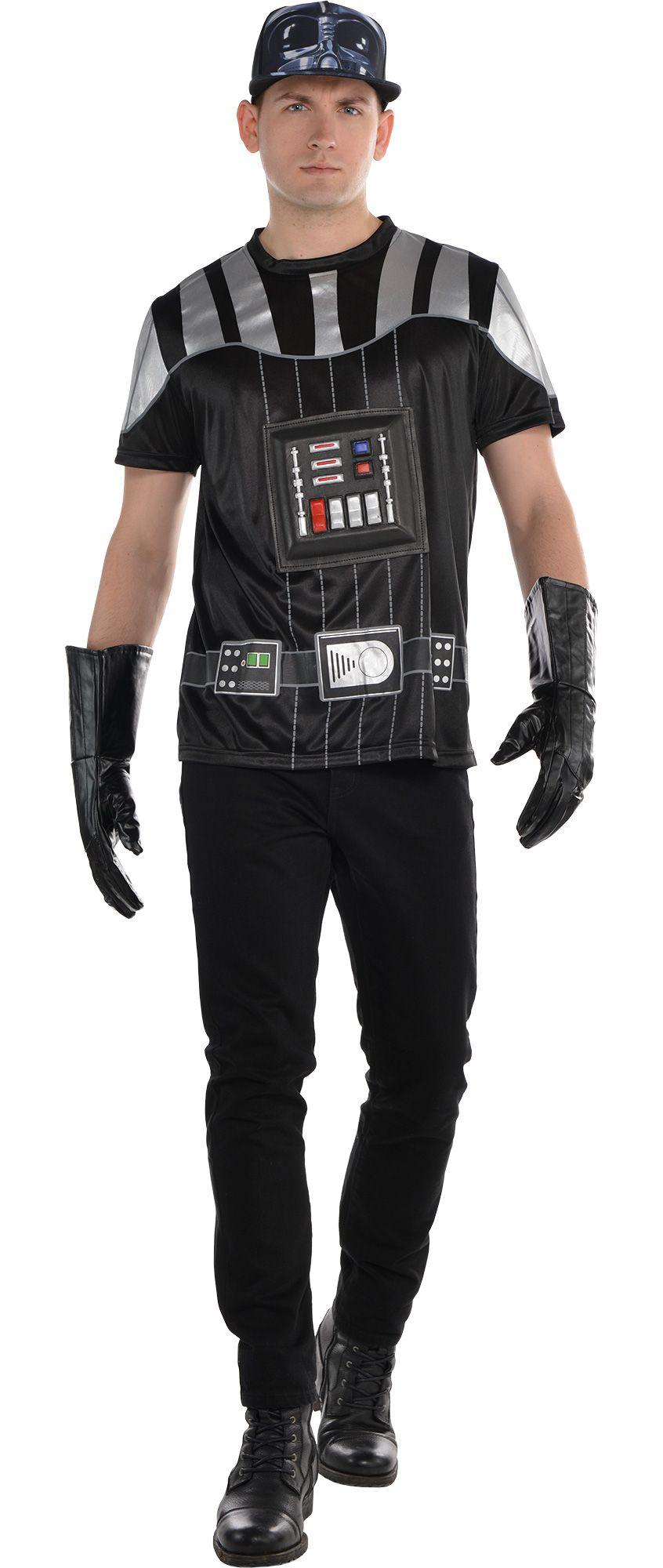 Make Your Costume - Mens Darth Vader #3