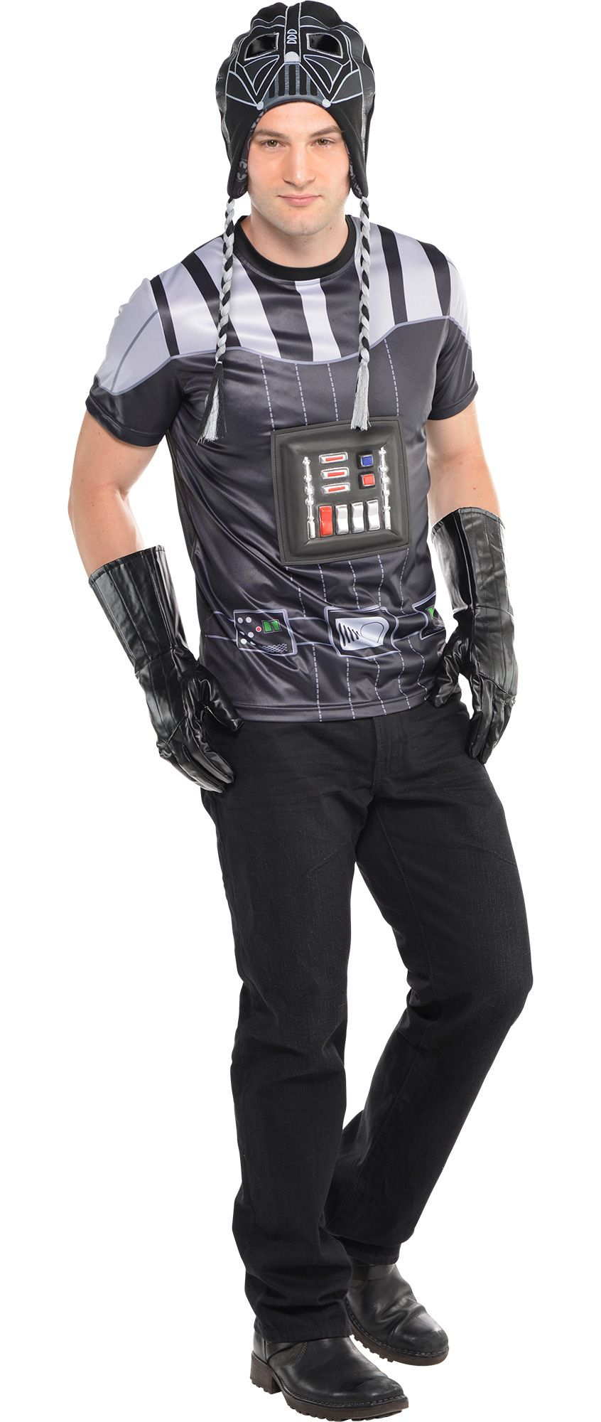 Make Your Costume - Mens Darth Vader #1