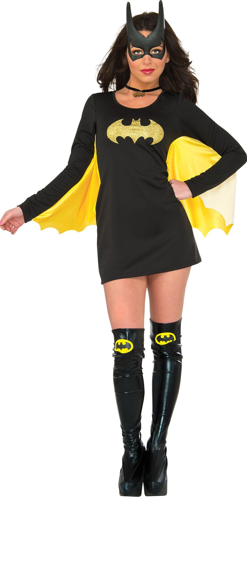 Women's Batgirl Costume Accessories - Party City Canada