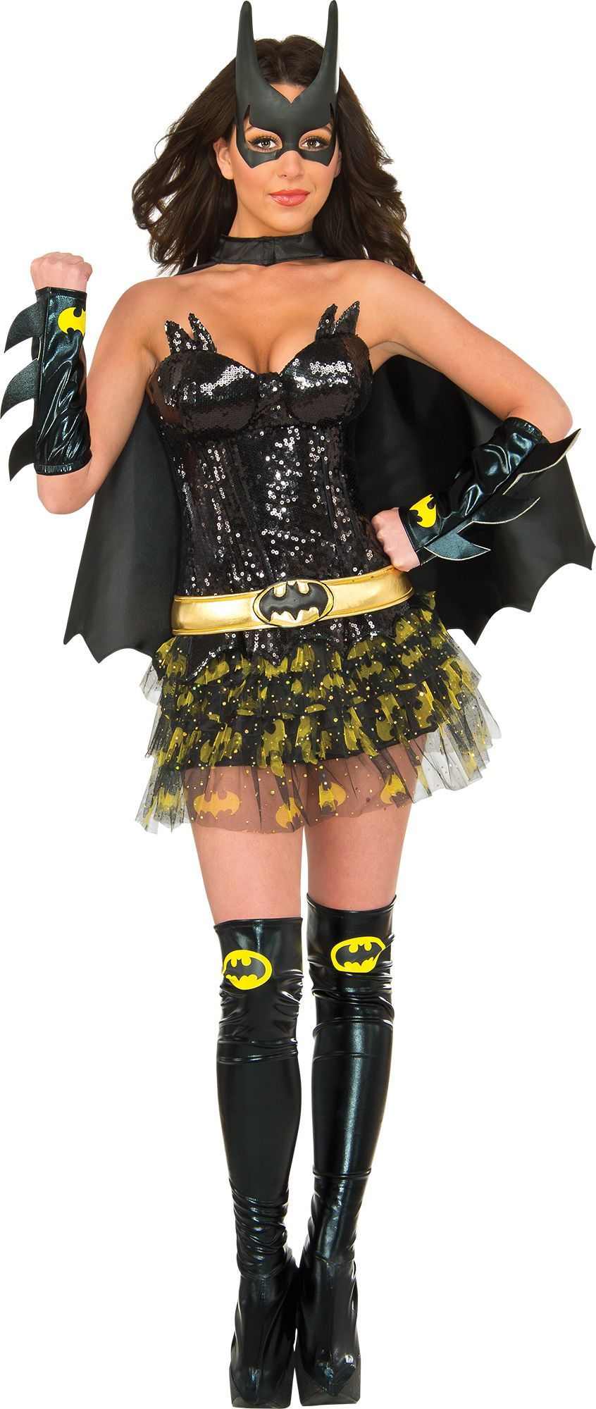 Make Your Costume - Womens Batgirl #1
