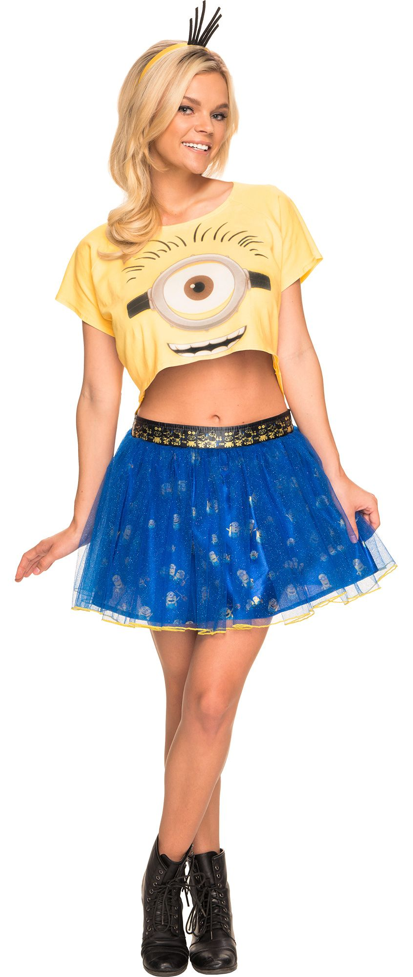 Make Your Costume - Womens Minion #1
