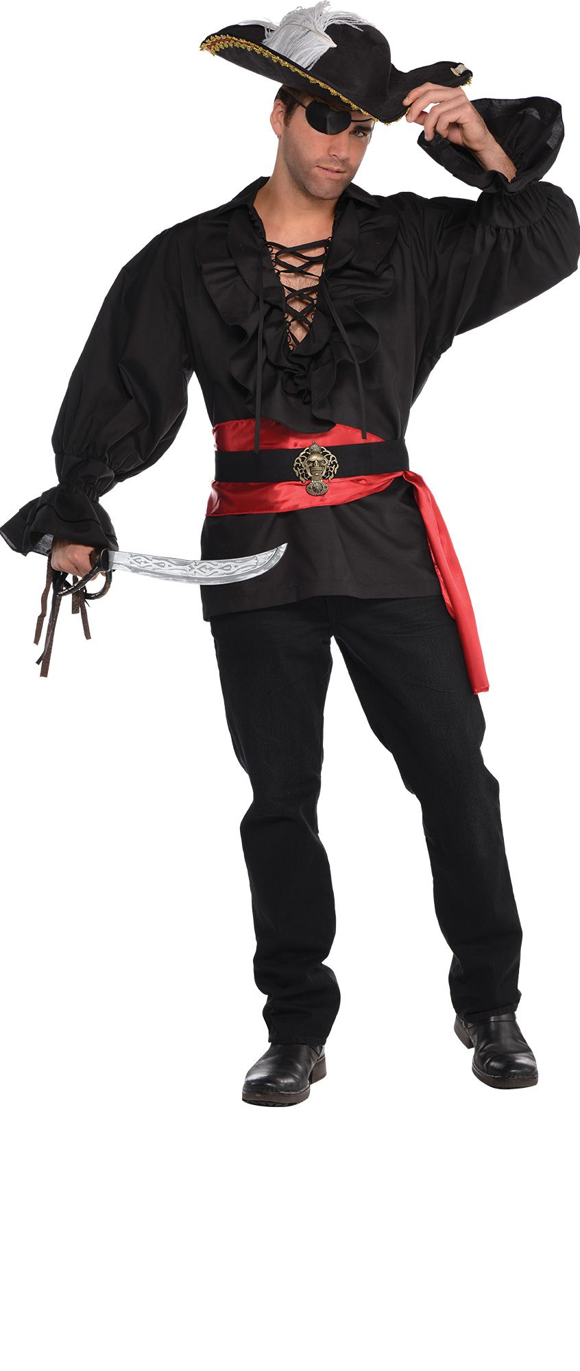 Make Your Costume - Mens Pirate
