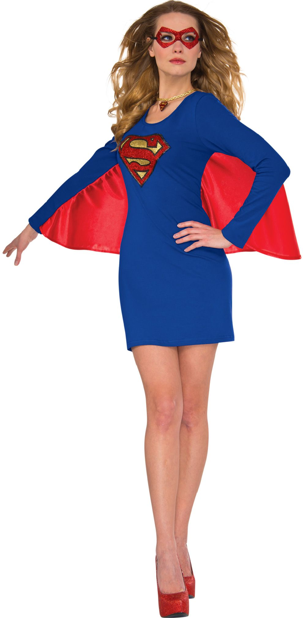 Create Your Own Look - Female Supergirl #2
