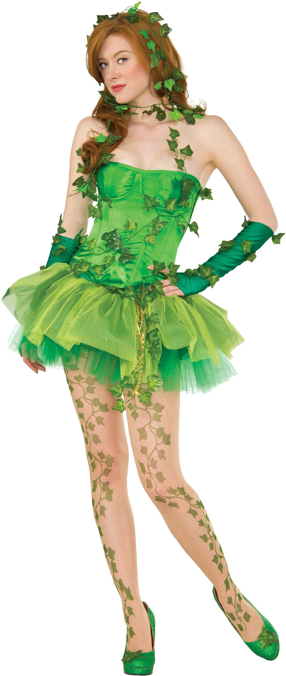 Create Your Own Look - Female Poison Ivy #2