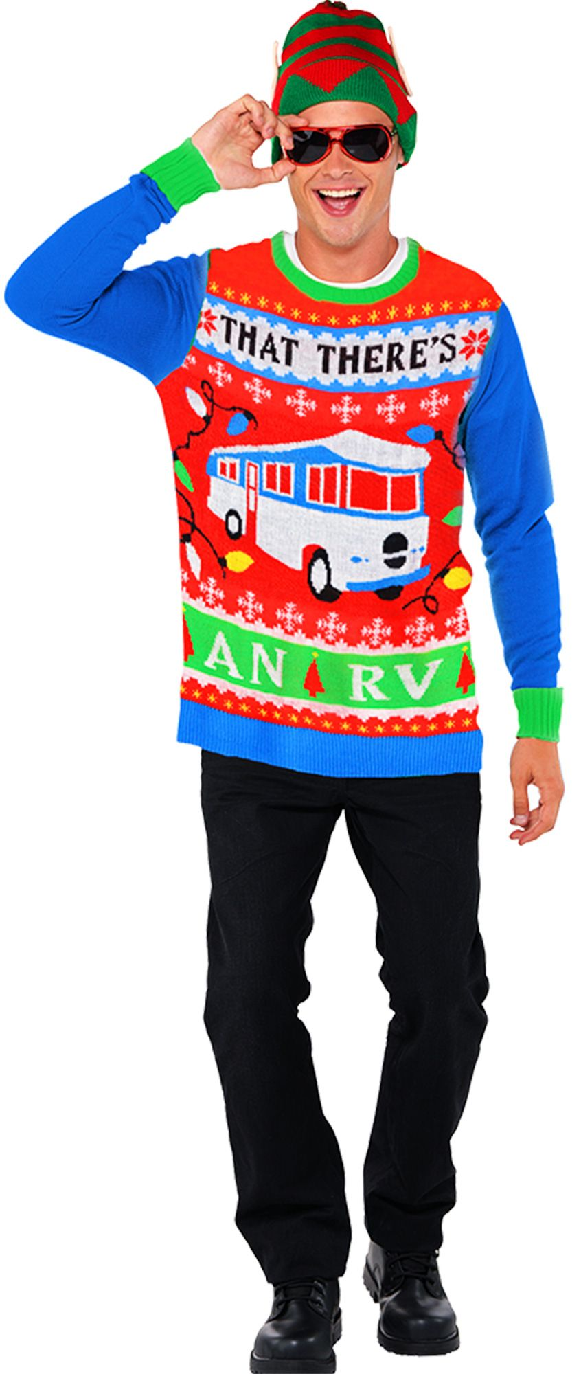 Mens' Ugly Sweater #3