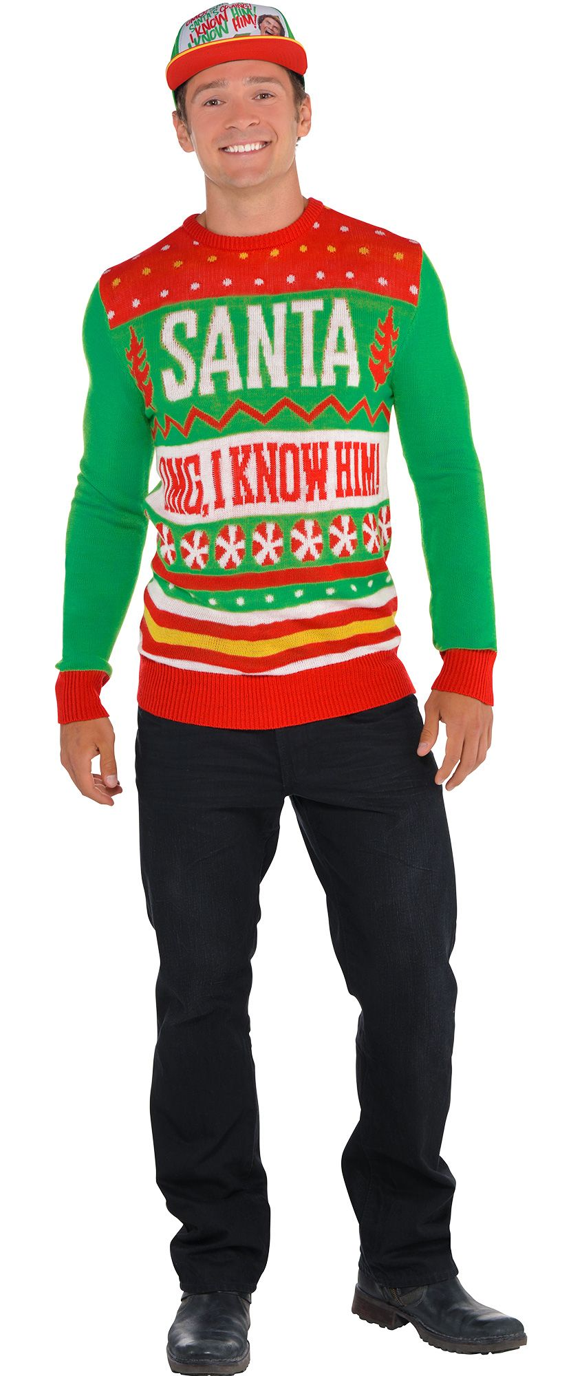 Mens' Ugly Sweater #1