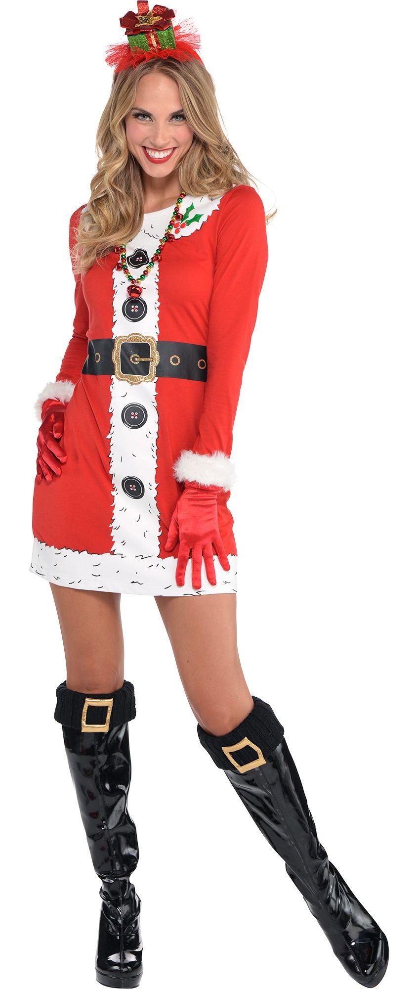 Women Santa Wearables #2