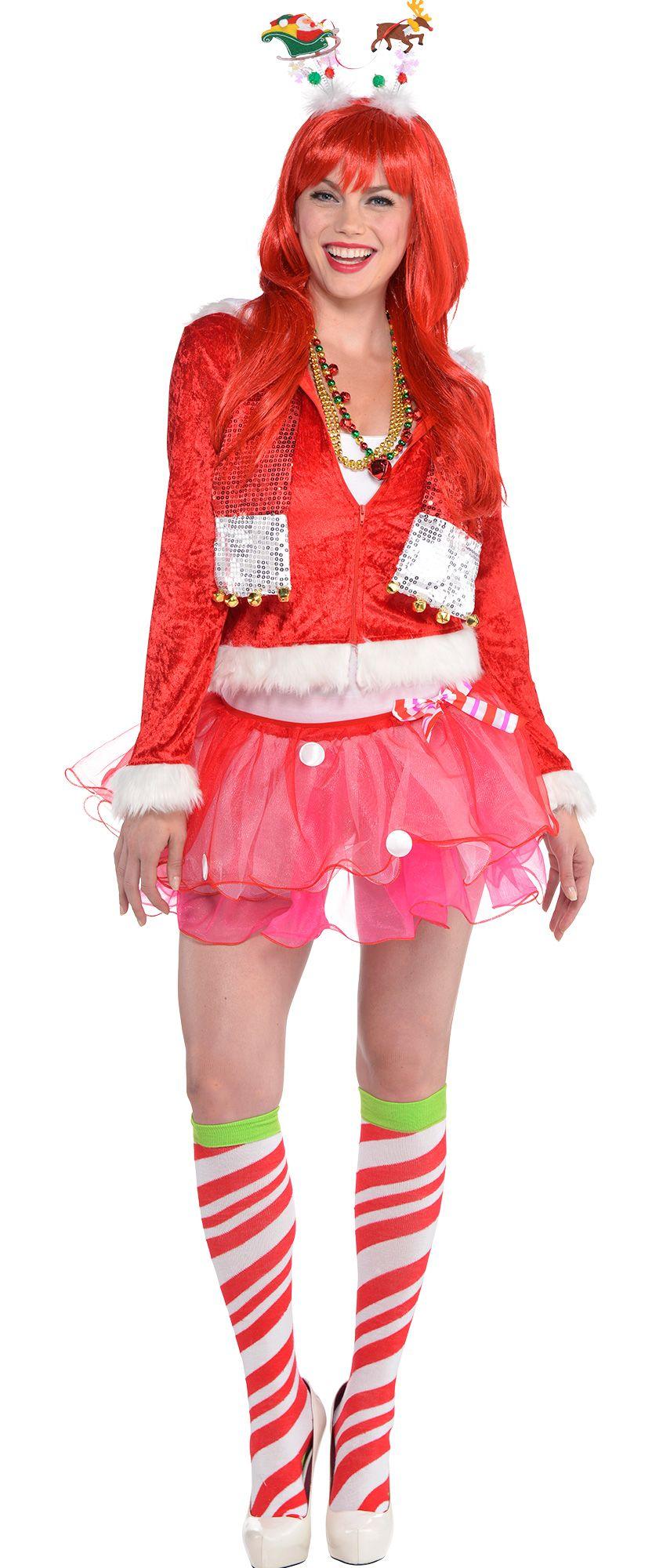 Women Santa Wearables #3