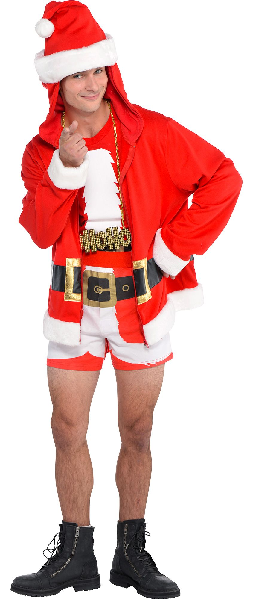 Mens' Santa Wearables #2