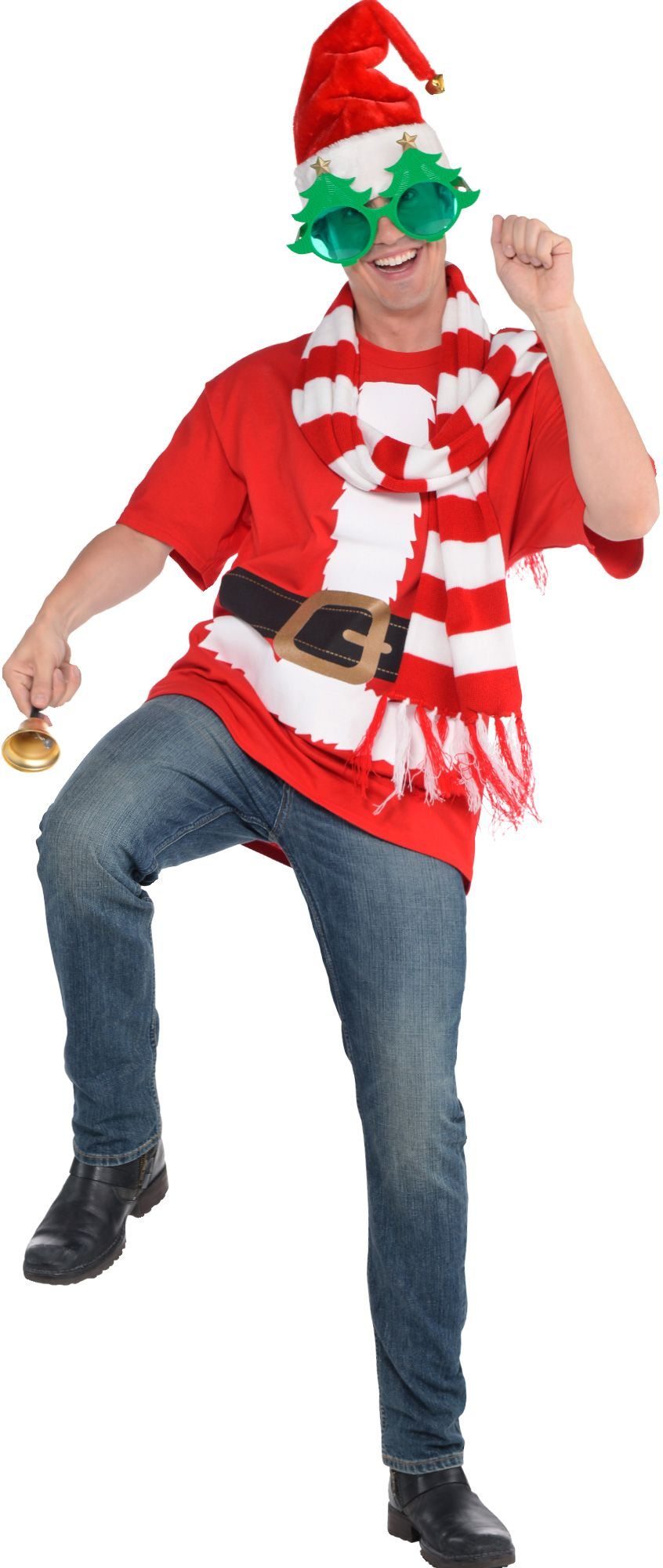 Mens' Santa Wearables #3