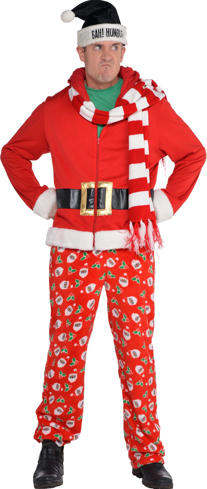 Mens' Santa Wearables #1