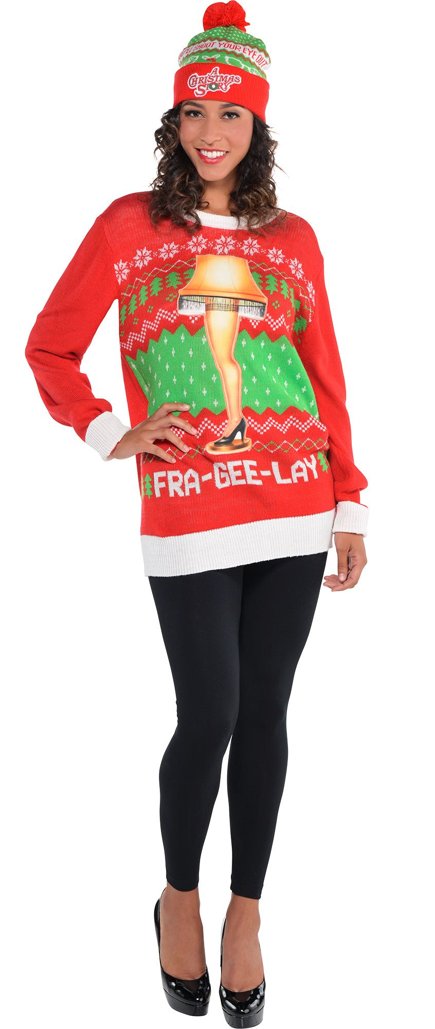 Womens' Ugly Sweater #2