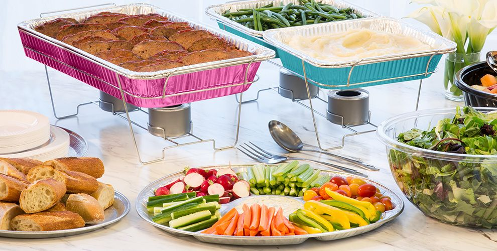 Can You Store Food In Aluminum Pans