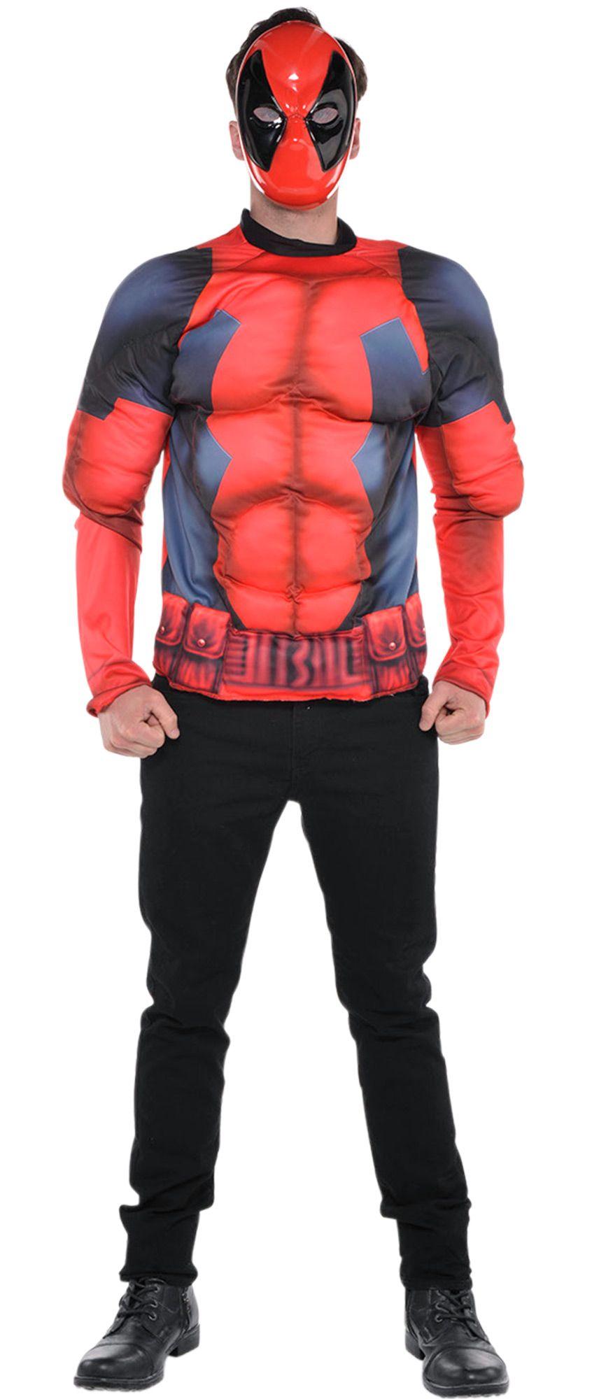 Create Your Look - Men's Deadpool