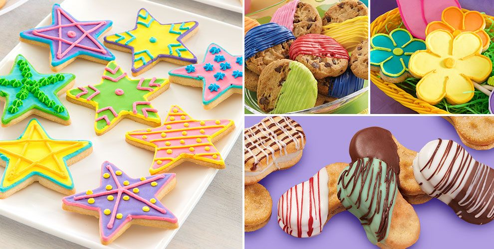 Cookie Decorating Supplies - Cookie Cutters & Cookie Icing - Party ...