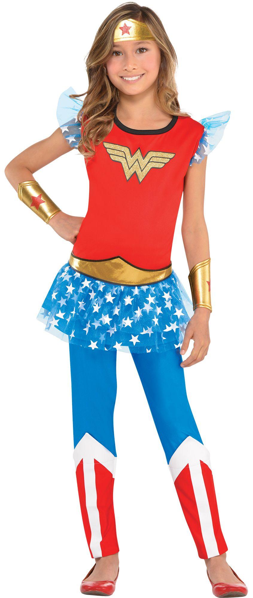 Girls Wonder Woman