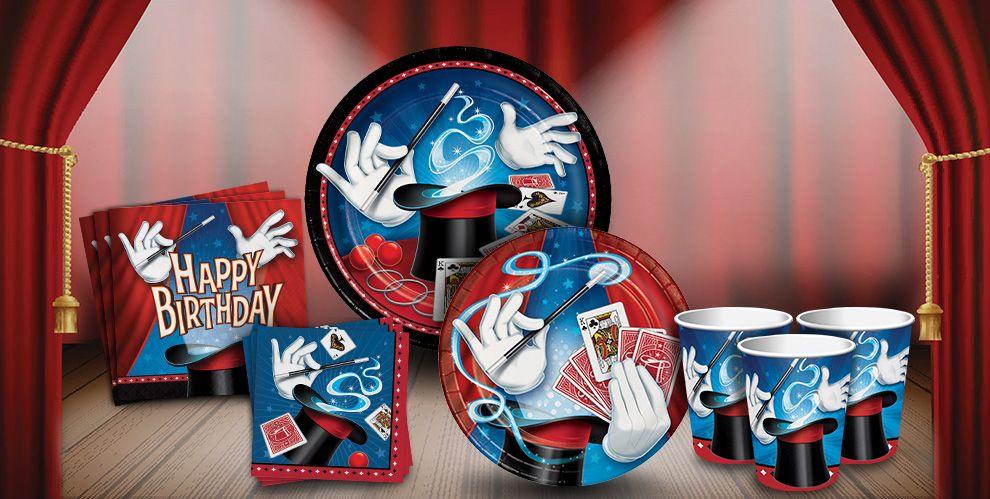 Magic Party Supplies