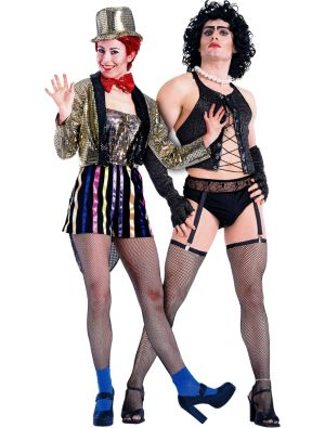 Rocky Horror Picture Show Couples Costumes