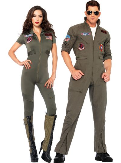 Top Gun Couples Costumes